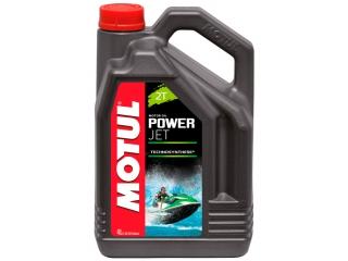 Масло MOTUL Powerjet 2T 4л для гидроцикла